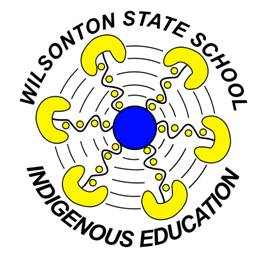 Wilsonton State School Indigenous Education logo